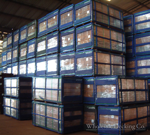 wholesale decking packaged