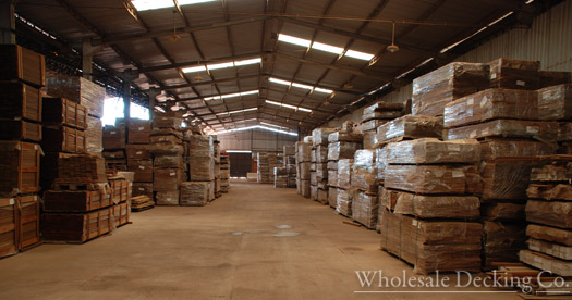 Wholesale Decking Supplier Warehouse