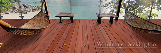 Wholesale Massaranduba Decking