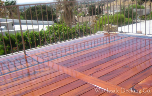 Wholesale Tigerwood Decking Supplier